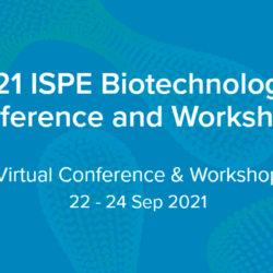 Биотехнологическая конференция ISPE -2021