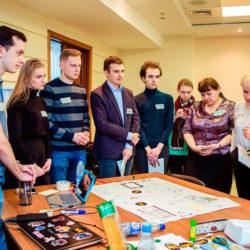 Networking для молодых специалистов ISPE ЕАЭС