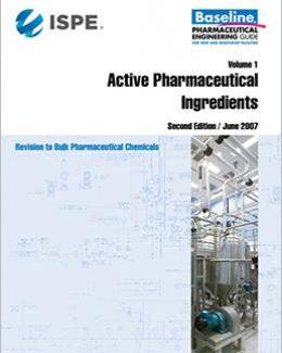Базовое руководство, Том 1: Активные фармацевтические субстанции