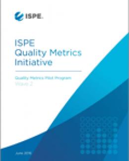 Инициатива ISPE по метрикам качества: Отчет 2 волны