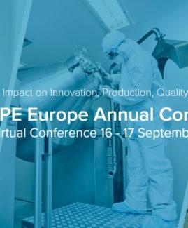 16-17 сентября онлайн-конференция ISPE